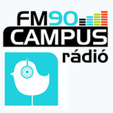 Radio FM90 Campus Rádió 90 FM Ungarn, Debrecen