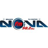 Radio Nova FM 98.2 FM Rumänien, Brașov
