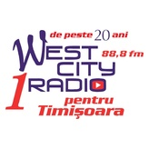 radio West City Radio 88.8 FM Roumanie, Timișoara