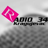 radio 34 88.9 FM Serbia, Kragujevac