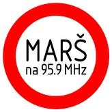 Радио MARŠ / Mariborski Radio Študent 95.9 FM Словения, Марибор