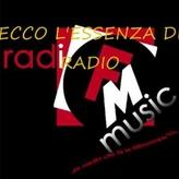 Радио FM Music 104.3 FM Италия, Неаполь