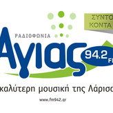 radio Radiofonia Agias 94.2 FM Grecia, Larissa