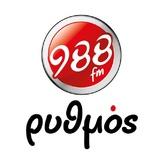 radio Rythmos Larissas 98.8 FM Grecia, Larissa