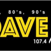 radio Dave FM 107.4 FM Nouvelle-Zélande, Christchurch