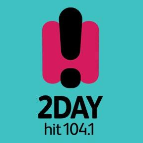 radio 2DAY Hit 104.1 FM Australia, Sydney