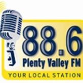 rádio 3PVR Plenty Valley FM 88.6 FM Austrália, Melbourne