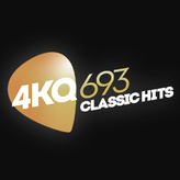 radio 4KQ Classic Hits 693 AM Australia, Brisbane
