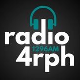 Радио 4RPH Print Radio 1296 AM Австралия, Брисбен