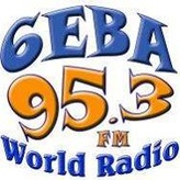 rádio 6EBA World Radio 95.3 FM Austrália, Perth