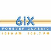 rádio 6IX Forever Classic 1080 AM Austrália, Perth