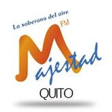 rádio Majestad FM 89.7 FM Equador, Quito