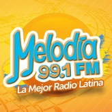 radio Melodía FM 99.1 FM Bolivie, La Paz
