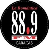 rádio La Romántica 88.9 FM Venezuela, Caracas