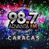 rádio Advanta FM 98.7 FM Venezuela, Caracas