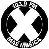 radio HJVU La X Más Música 103.9 FM Colombia, Bogota