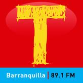 rádio Tropicana FM 89.1 FM Colômbia, Barranquilla