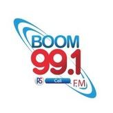 radio Boom FM 99.1 FM Colombia, Cali