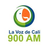 rádio La Voz de Cali 900 AM Colômbia, Cali