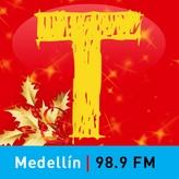 Радио Tropicana 98.9 FM Колумбия, Медельин