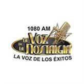 Радио La Voz de la Nostalgia 1080 AM Колумбия, Медельин