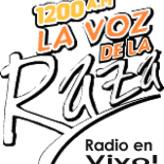 Радио La Voz de la Raza 1200 AM Колумбия, Медельин