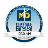 Радио Emisora Minuto de Dios 1230 AM Колумбия, Медельин