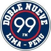 rádio Doble Nueve - LIVE 99.1 FM Peru, Lima