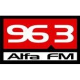 Радио Alfa FM 96.3 FM Уругвай, Монтевидео