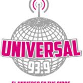 rádio Universal 93.9 FM Paraguai, Assunção