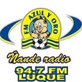 rádio FM Azul y Oro 94.7 FM Paraguai, Assunção
