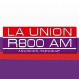rádio La Unión 800 AM Paraguai, Assunção