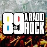 rádio 89 FM A Rádio Rock 89.1 FM Brasil, Sao Paulo