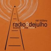 Радио 9 de Julho 1600 AM Бразилия, Сан-Паулу