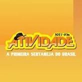 radio Atividade 107.1 FM Brasile, Brasília