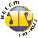 radio Jovem Pan FM 102.3 FM Brasil, Belém
