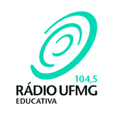 radio UFMG Educativa 104.5 FM Brasil, Belo Horizonte