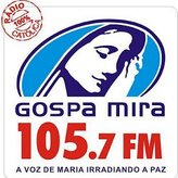 rádio Gospa Mira 105.7 FM Brasil, Belo Horizonte