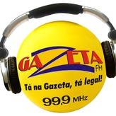 radio Gazeta FM 99.9 FM Brasile, Cuiabá