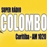 radio Super Rádio Colombo 1020 AM Brazylia, Curitiba