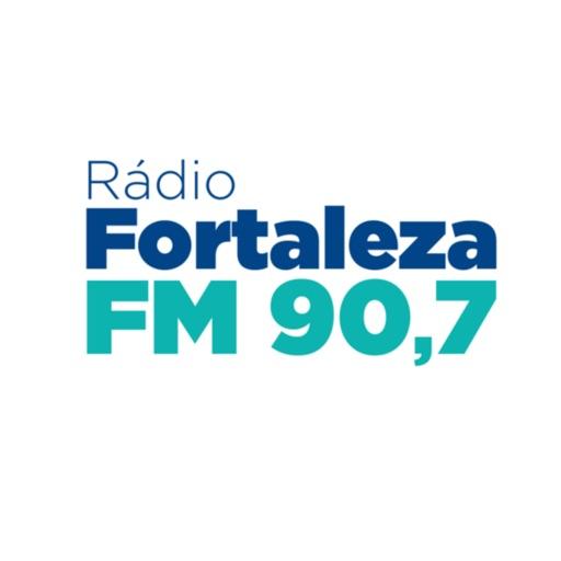 rádio Fortaleza FM 90.7 FM Brasil, Fortaleza