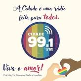 Radio Cidade 99.1 FM Brazil, Fortaleza