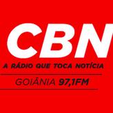 radio CBN 97.1 FM Brasile, Goiânia