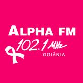 radio Alpha FM 102.1 FM Brazylia, Goiânia