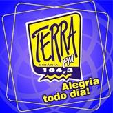 Радио Terra FM 104.3 FM Бразилия, Гояния