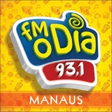 radio FM O Dia 93.1 FM Brazylia, Manaus