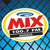 radio Mix FM 100.7 FM Brasile, Manaus