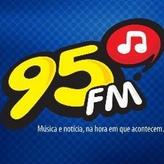 radio Rádio 95 Mais FM 95.9 FM Brasile, Natal