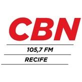 radio CBN 105.7 FM Brasile, Recife