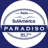 radio SulAmérica Paradiso 95.7 FM Brésil, Rio de Janeiro
